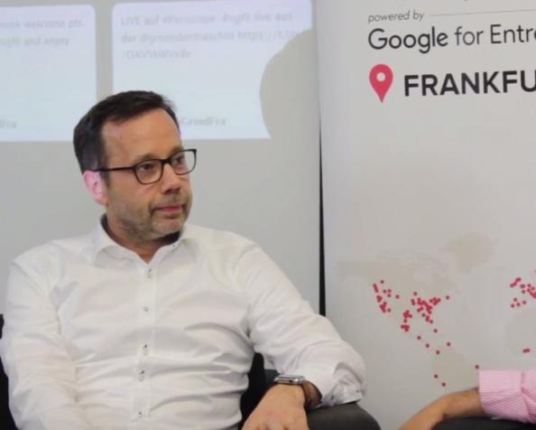 Startup grind Frankfurt interview#SGF6